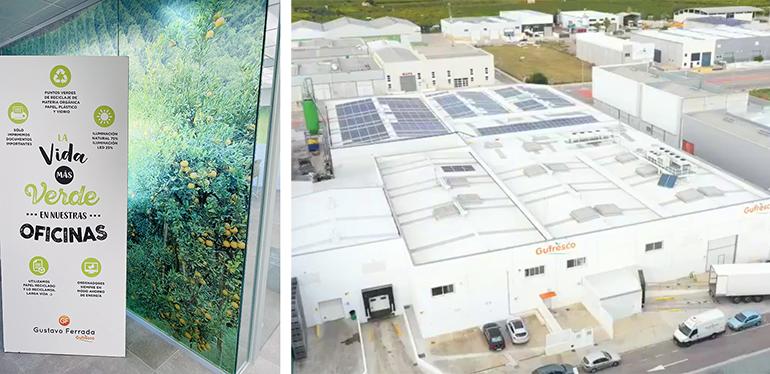 Gufresco apuesta por la sostenibilidad medio ambiental e implanta la ISO 14001
