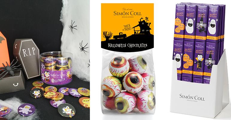 Un Halloween terroríficamente divertido y con sabor a chocolate