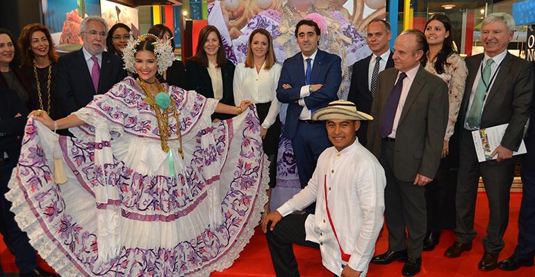 Inauguración de Xantar 2017 con Panamá como país invitado