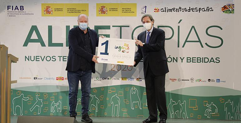 Convocada la III edición de los Premios Ingenia Startup de la Plataforma Tecnológica Food For Life-Spain