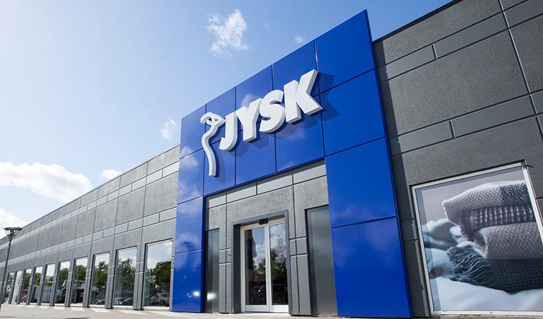 La cadena de tiendas de decoración nórdica Jysk abre en Écija