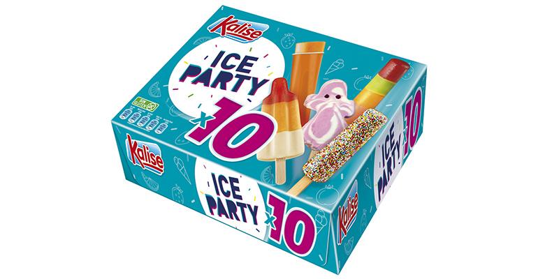 Amplia variedad de helados con los sabores del verano