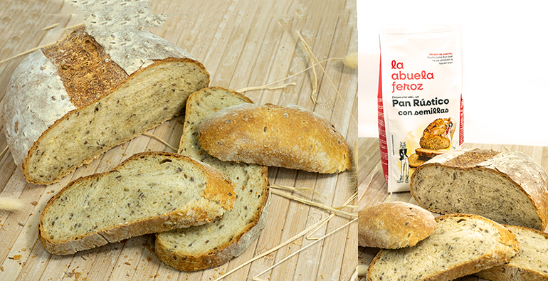 La Abuela Feroz: preparados de panadería y pastelería