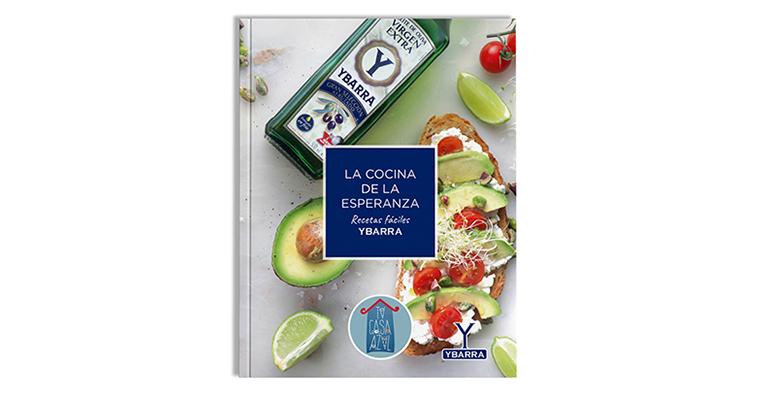 """Ybarra presenta el libro de recetas solidario """"La Cocina de la Esperanza"""" para apoyar la construcción de la futura Casa Ronald McDonald de Sevilla"""