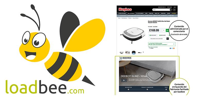 Plataforma para ofrecer a los consumidores información de productos y mejorar la experiencia de compra física