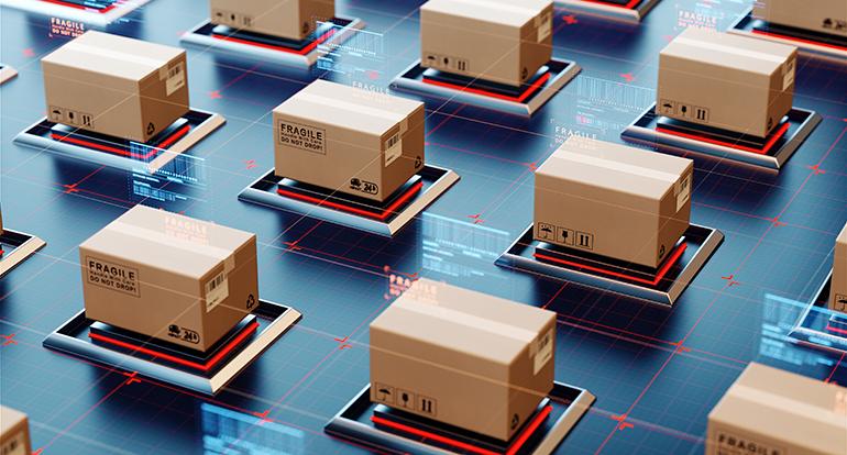 La logística en alimentación y bebidas concentran más del 40% de la facturación, por delante de automoción, maquinaria eléctrica y electrónica