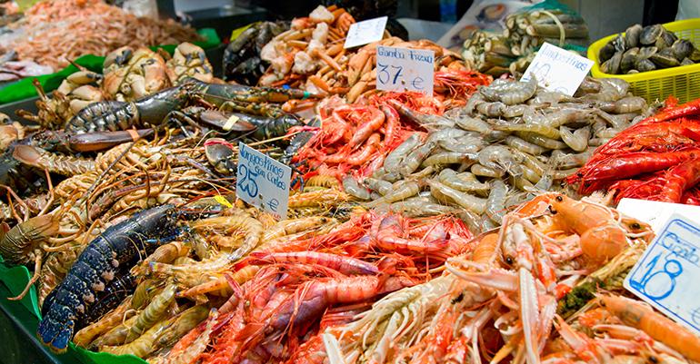 Los hábitos de compra de pescado cambian por el ritmo de vida de los consumidores, según un estudio de Mercabarna y AECOC