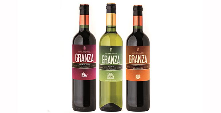 Granza, nueva marca con tres vinos ecológicos de las DO Toro, Ribera del Duero y Rueda