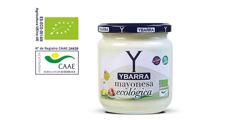Ybarra obtiene la certificación para elaborar mayonesa ecológica en su nueva fábrica