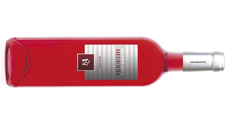 Inurrieta Mediodía 2008, potente color y aroma, con un sabor refrescante