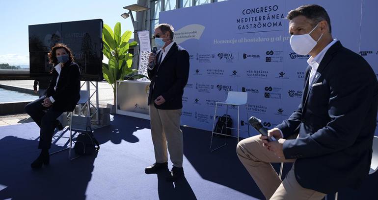 Mediterránea Gastrónoma presenta su edición más especial: un exclusivo congreso con aforo limitado y que se podrá seguir vía streaming
