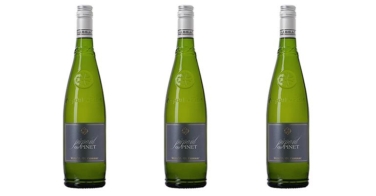 Vino blanco muy fresco y aromático, todo un clásico del sur de Francia