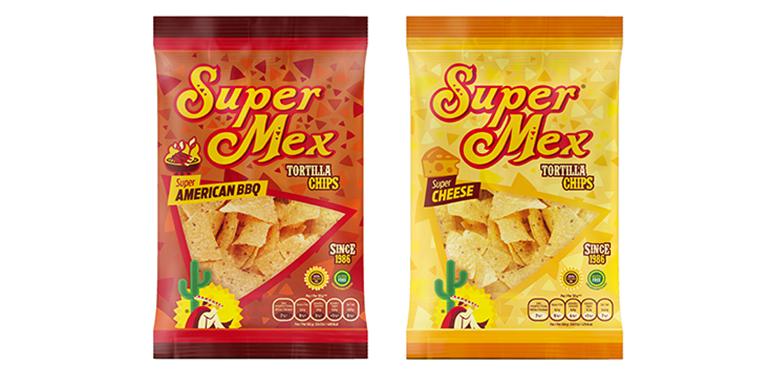 """Tortilla Chips de sabores y sin gluten """"Made in Andalucía"""""""