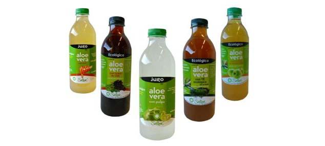 Los jugos de aloe vera de Naturae son premiados en Sial Shangai