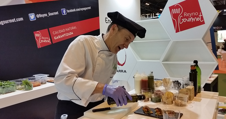 reyno-gourmet-navarra-fruit-attraction-cocina