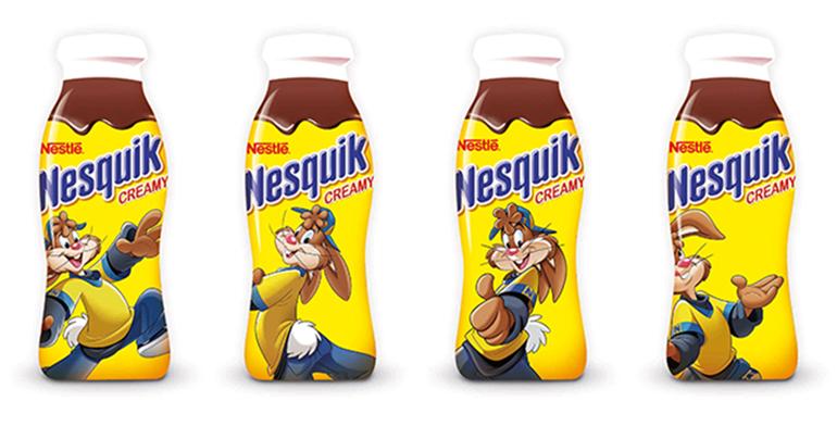 Nesquick Creamy, el petit ahora también disponible para beber