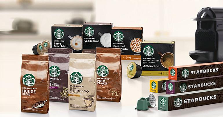 Nueva gama de productos Starbucks para disfrutar en casa