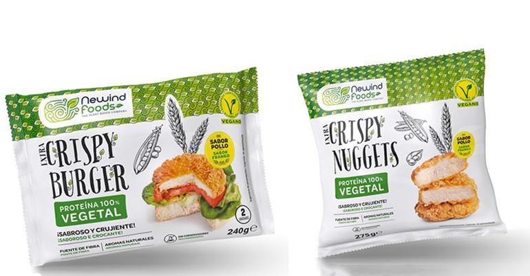 Productos de proteína vegetal de elaboración en España, con cinco estrellas en los Superior Taste Awards 2021