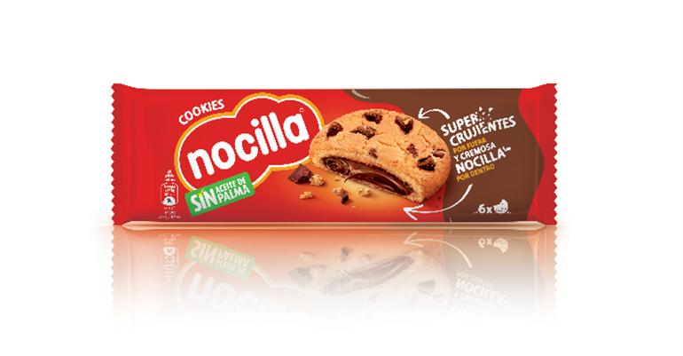 Nocilla Cookies, la receta inspirada en las creadas en casa por sus fans