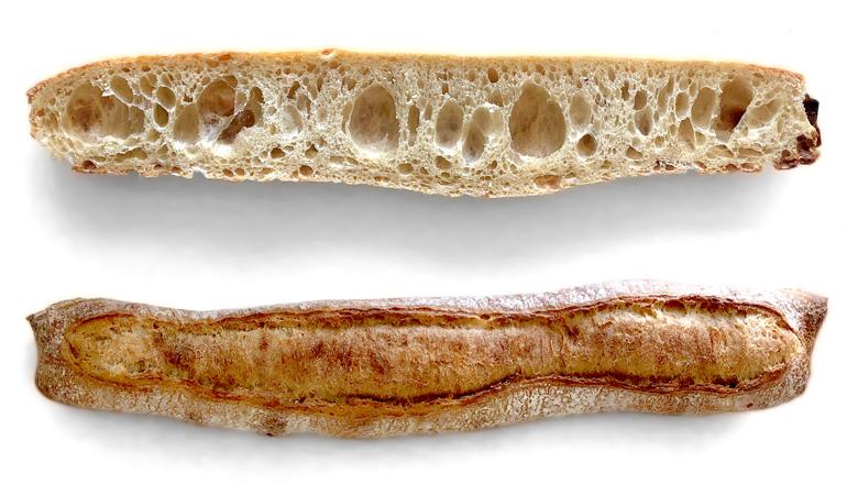 Akua, un pan con 24 horas de fermentación