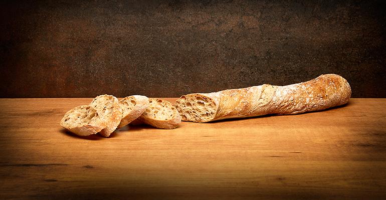 Pan Paillase multi, de corteza crujiente y miga alveolada con sabrosas semillas
