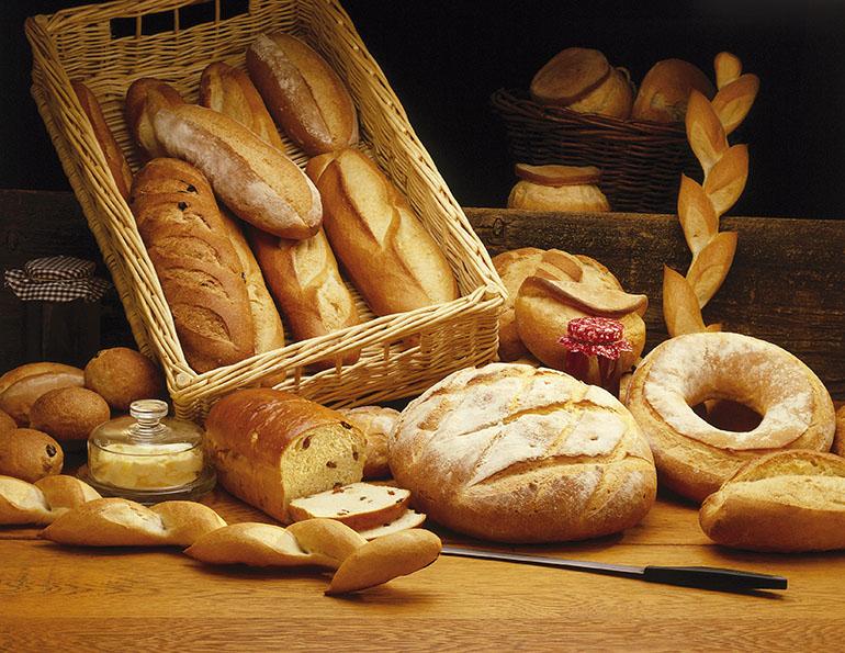 El consumo de pan aumenta  por primera vez en años
