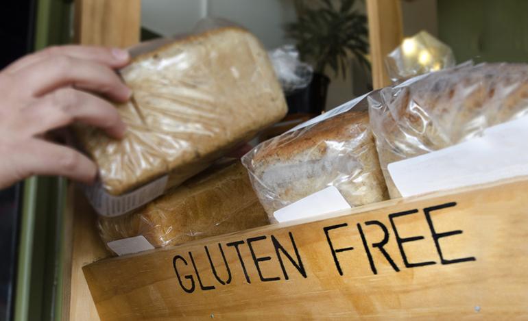 """La etiqueta """"sin gluten"""" no podrá utilizarse como argumento publicitario"""