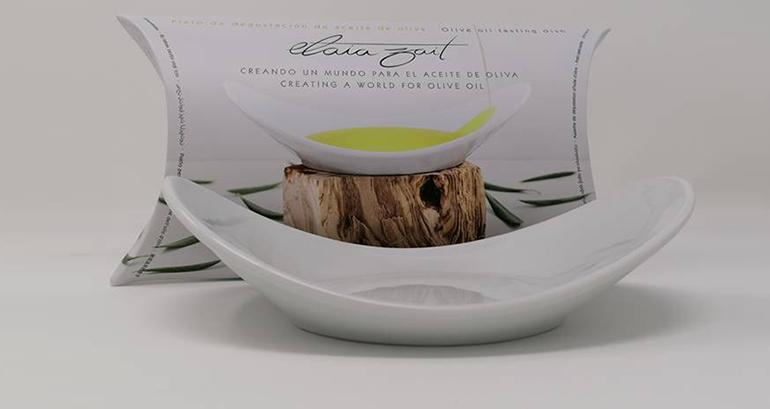 Especial Oleotecas: un plato de diseño para degustar todo tipo de AOVE