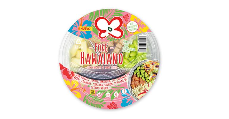 Nueva ensalada Poke: mezcla perfecta de tradición y sabores hawaianos