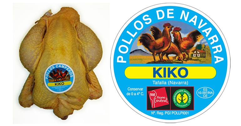Sabor al auténtico pollo campero de Tafalla, Navarra