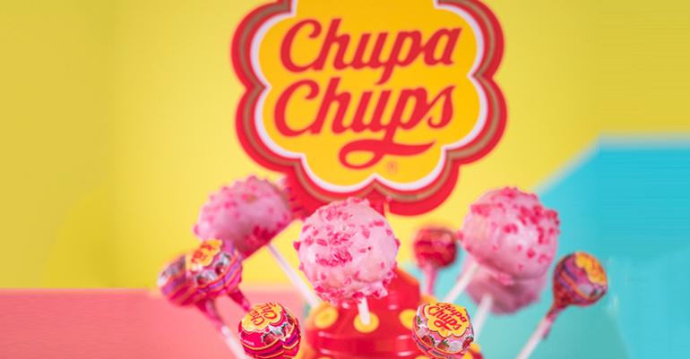 PopDots Chupa Chups de Europastry, una explosión de sabor, color y sonido
