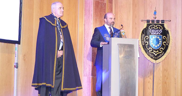 Productos El Guiso recibe el premio Aurum del Consejo Europeo de Cofradías Gastronómicas