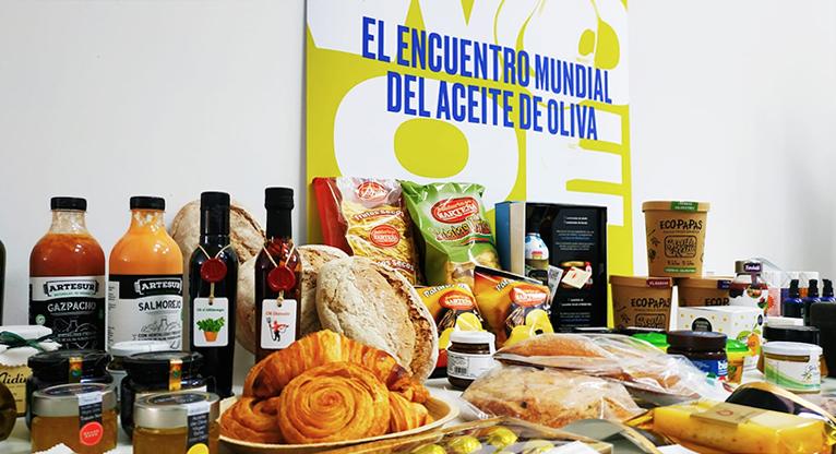 Productos con aceite de oliva como ingrediente y premiados por su innovación