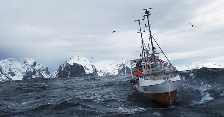 Productos del mar noruegos: las exportaciones alcanzan un máximo histórico en marzo