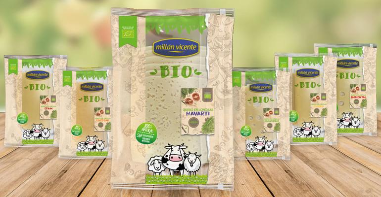 Nueva gama de quesos BIO en un fresh pack único en el sector