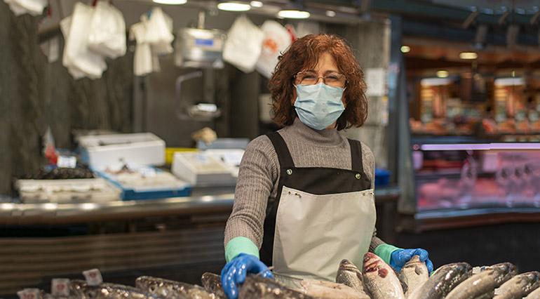 La pescadería tradicional se revoluciona con propuestas de comida para llevar de la mano de Rational