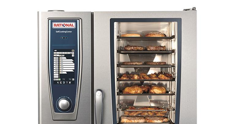 Rational congela la garantía de sus equipos de cocción durante dos meses