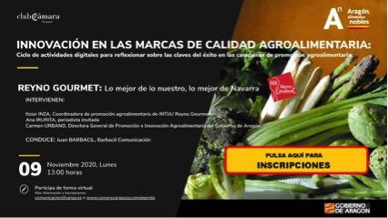 """Reyno Gourmet participa hoy en las jornadas """"Innovación en las marcas de calidad agroalimentaria"""""""