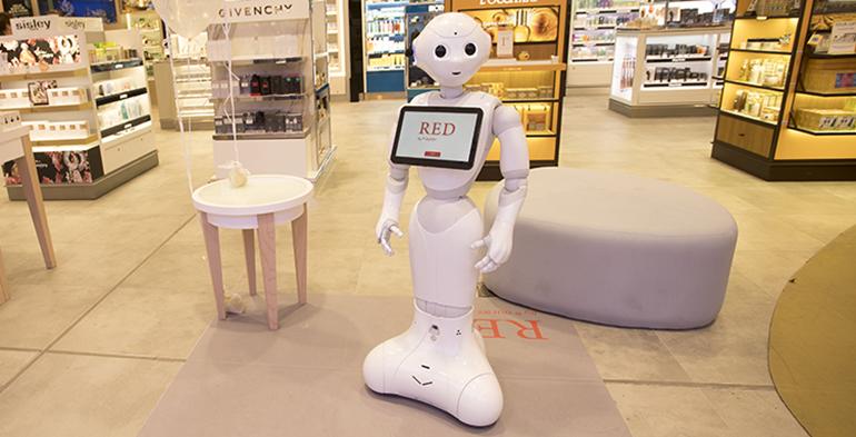 robot-tienda-barajas-dutty