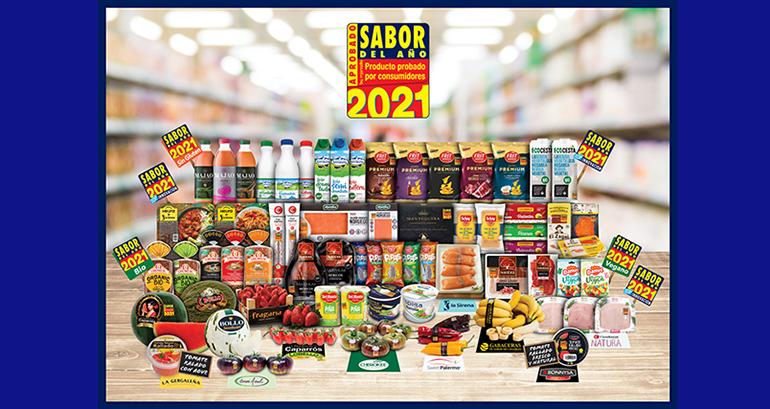Descubre los  productos de Gran Consumo distinguidos con el sello