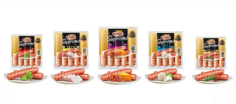 Supreme revoluciona el lineal de salchichas por su sabor y calidad de la materia prima