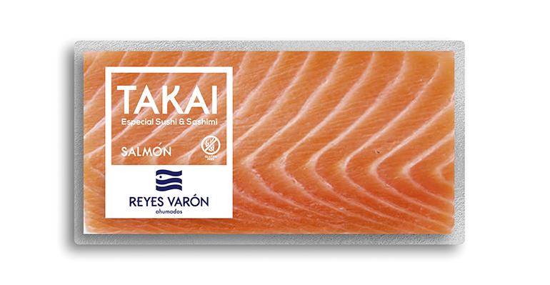Takai, el mejor salmón que mezcla las tradiciones de Japón y España