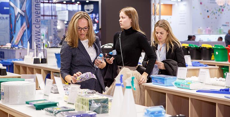 Hygienalia avanza en la comercialización de su próxima cita en Madrid (9 al 11 de noviembre)