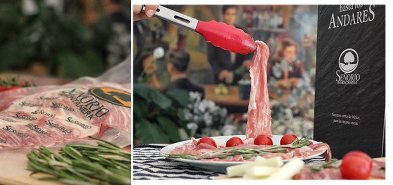 Cinco cortes nobles de cerdo 100% ibérico de bellota para disfrutar ahora en casa