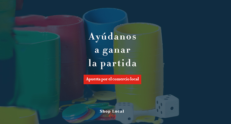 Shop Local Day, el comercio se une para crear una alternativa local al Black Friday