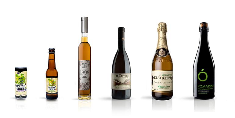 Spring Cider de El Gaitero, nuevamente premiada tras sólo dos meses desde su lanzamiento