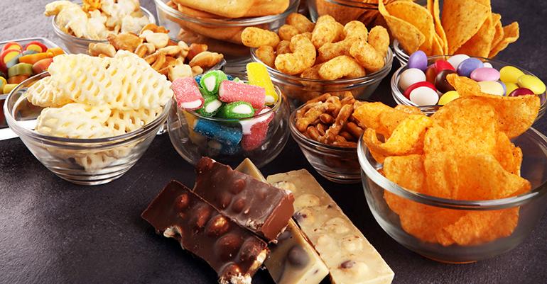 Los nuevos productos de confitería y los snacks destacan por su sabor, textura y naturalidad