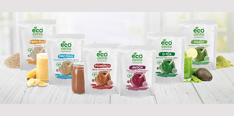 Ecocesta: completa gama de productos de superalimentos y ecológicos certificados