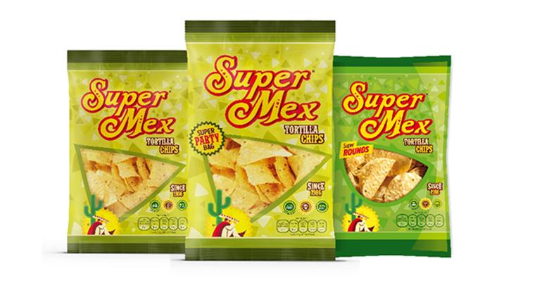 Sabrosas tortillas chips ligeras y crujientes, sin gluten