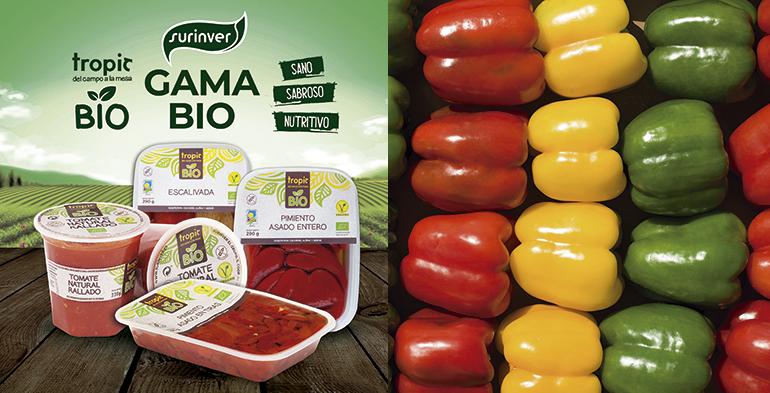 Surinver muestra en Fruit Attraction su apuesta por la sostenibilidad y quinta gama